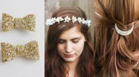 15 unique wedding hair accessories that are absolutely