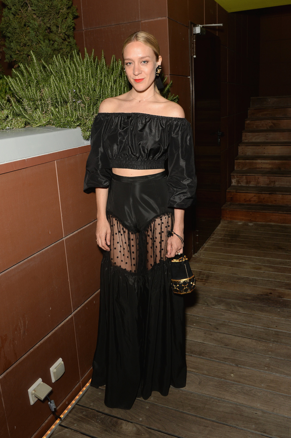 Chloe Sevignys coolgirl style hands down ruled the Cannes red carpet