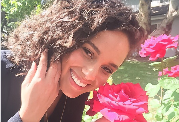Alicia Keys went completely makeupfree for her Vanity Fair cover even though it scared her