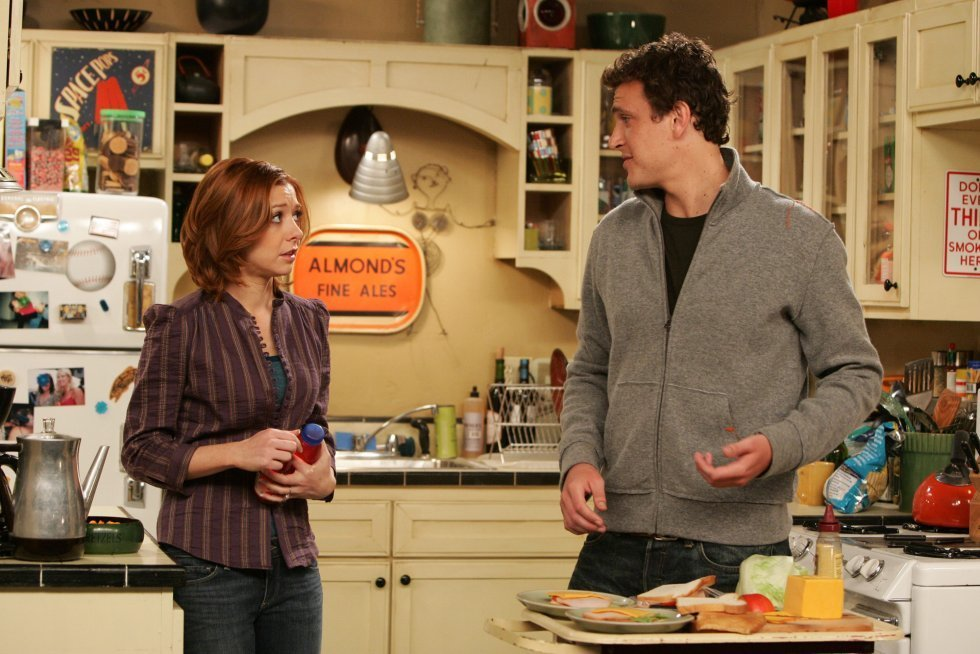 Picture Of HIMYM Kitchen