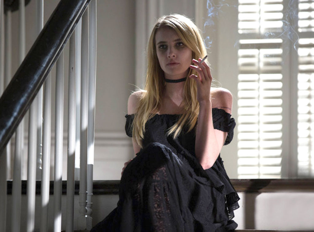 Image result for emma roberts american horror story