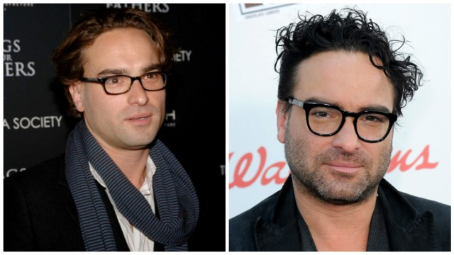"then vs. now: the cast of ""the big bang theory"" 10 years"