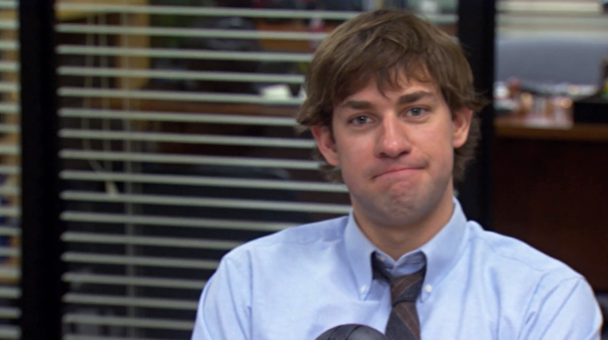 Image result for jim on the office