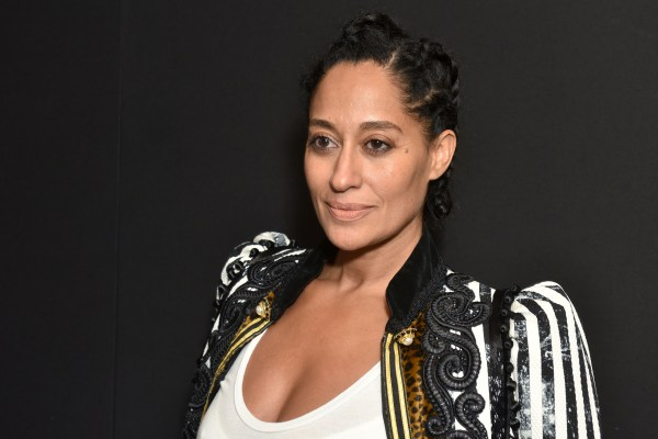 Tracee Ellis Ross ' Late Show' And Response Question