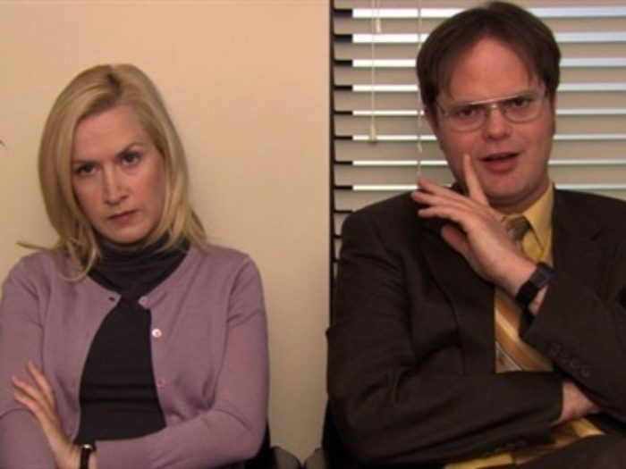 "Angela Kinsey Shared A Script From ""the Office"" That Will"