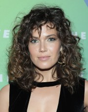 mandy moore's curly perm