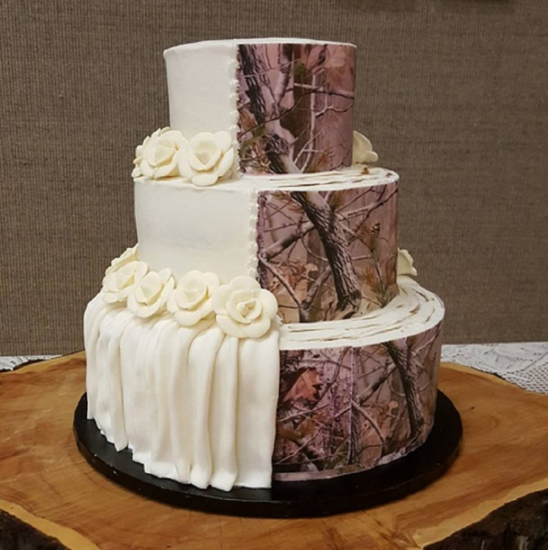 Country Cake Designs