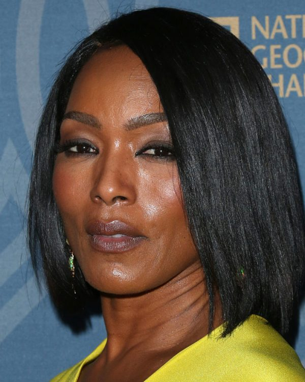 """Angela Bassett Joined Marvel' Upcoming """"black Panther"""" Movie And ' Excited"""