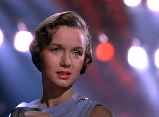 singing in the rain debbie reynolds