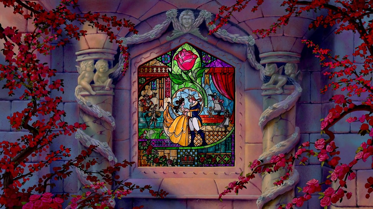 Fun Fall Desktop Wallpaper This Quot Beauty And The Beast Quot Comforter Is The Most