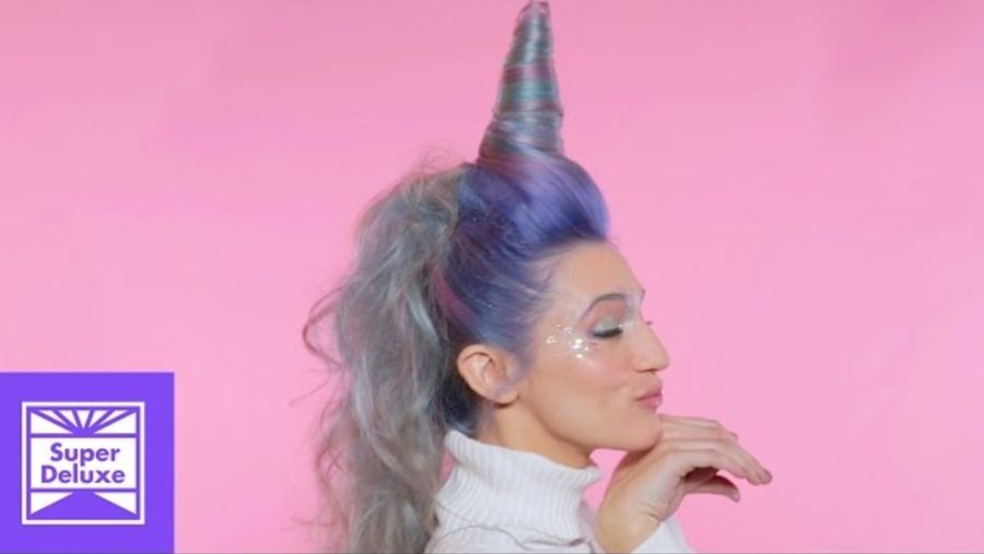 Theres Now A Unicorn Hair Tutorial And Yes It Includes