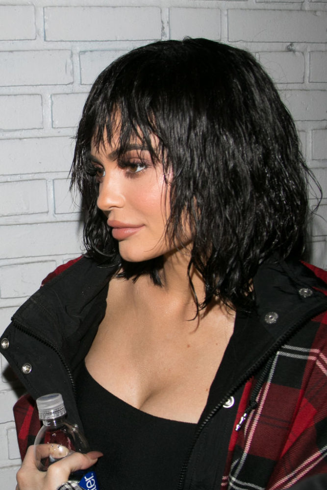 Kylie Jenner Brought Back The Wet Hair Look And We Love
