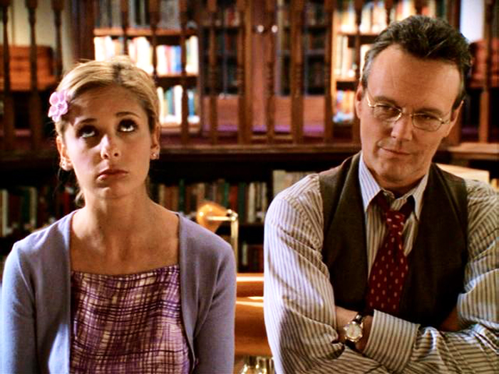 Sarah Michelle Gellar And Anthony Head Just Had An