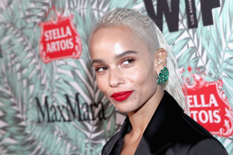 Zoe Kravitz opened up about the kind of role model she hopes to be, and we think she's nailing it