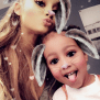 North West Met Ariana Grande And The Pics Are Too