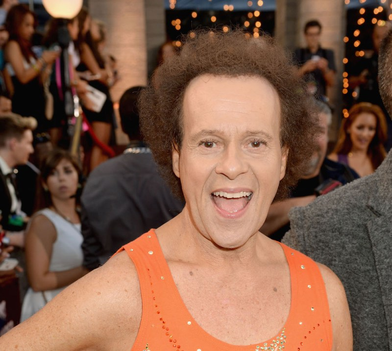 Richard Simmons speaks to fans for the first time in three years, lets us know he isn't missing