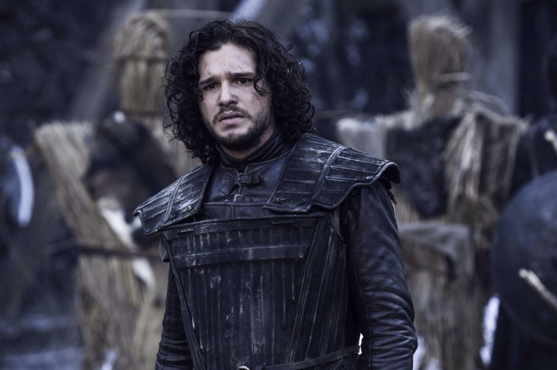 "Jon Snow looks very upset in the first pictures from ""Game of Thrones"" Season 7, but hey, at least he's not dead"
