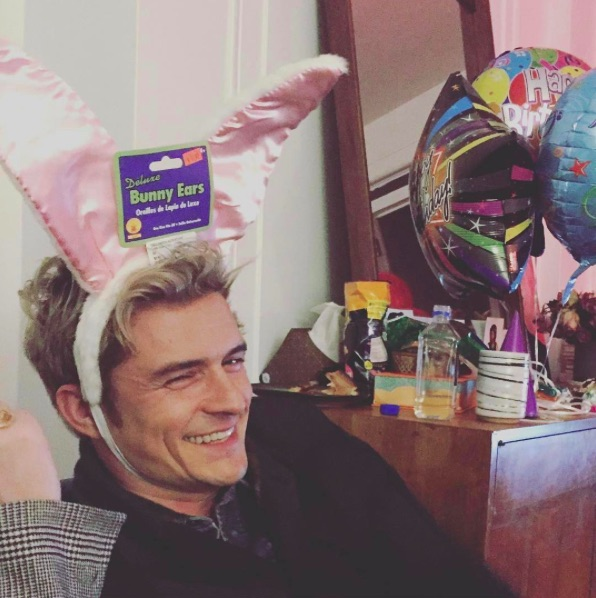 Orlando Bloom posted the sweetest birthday message to ex-wife Miranda Kerr