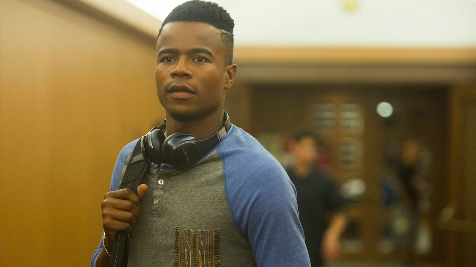 Netflix Star Marque Richardson Says Dear White People Is
