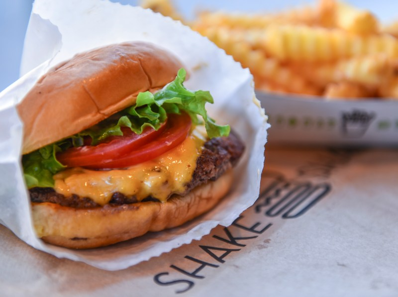 Shake Shack will now be serving breakfast, and what a time to be alive