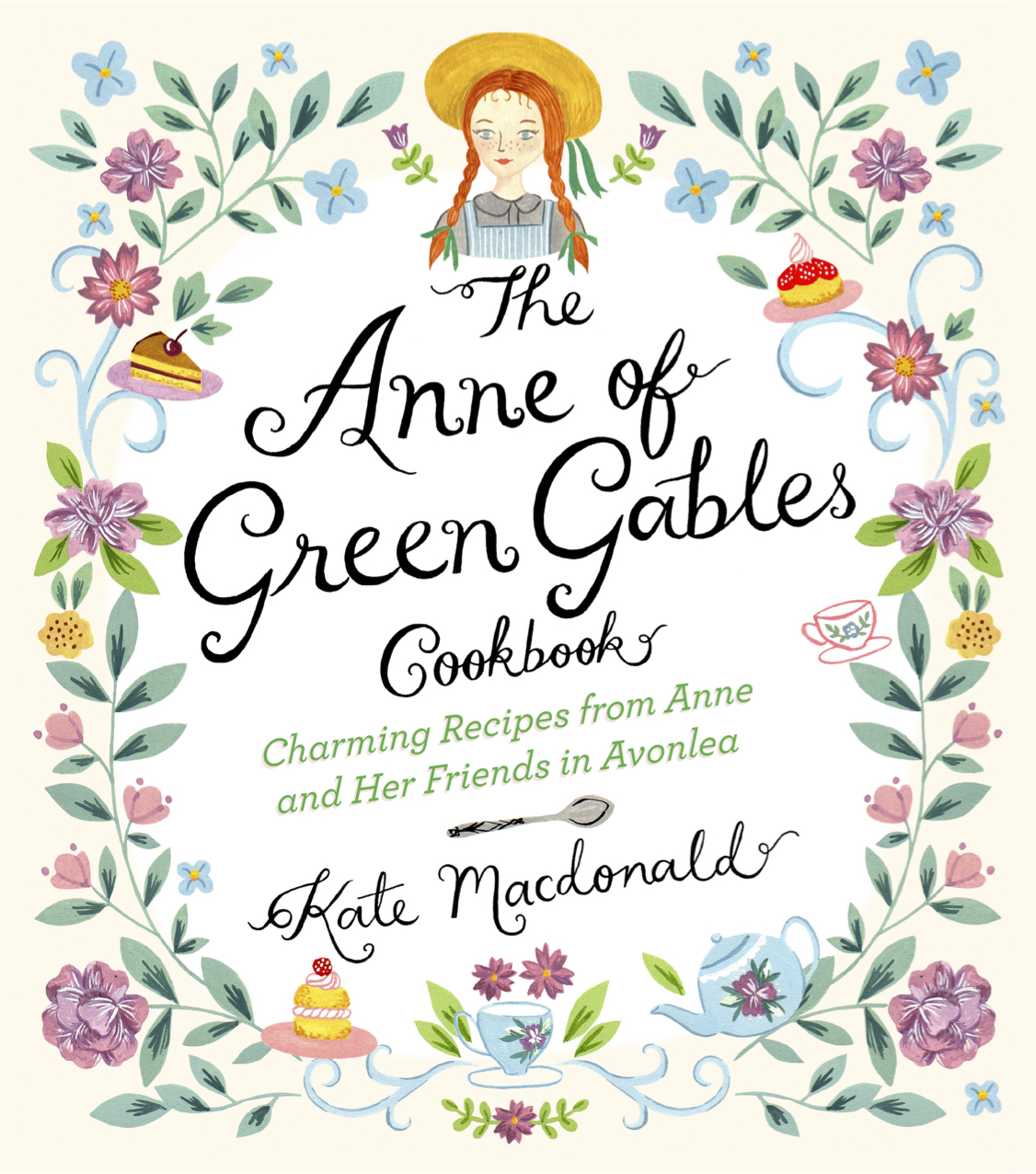 The Anne Of Green Gables Cookbook Is Coming