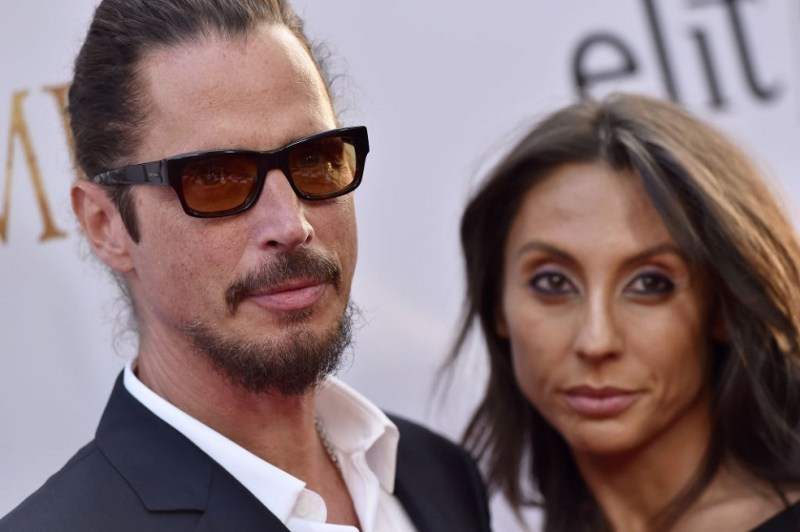 Chris Cornell's wife opened up about her husband's tragic death