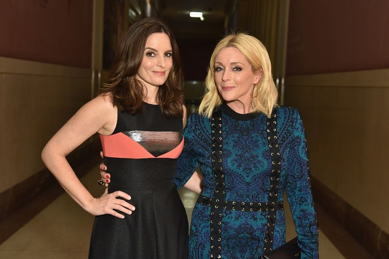 Jane Krakowski opened up about her 12 year friendship with Tina Fey