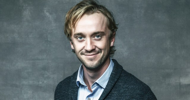 Tom Felton Aka Draco Malfoy Was Singing In The Street And Literally No One Noticed