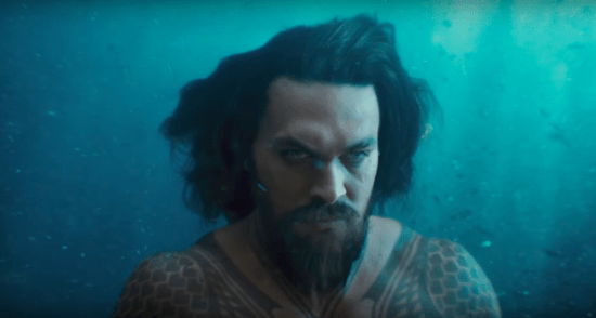 """Aquaman"" has been super complicated to shoot because of, you guessed it, water"
