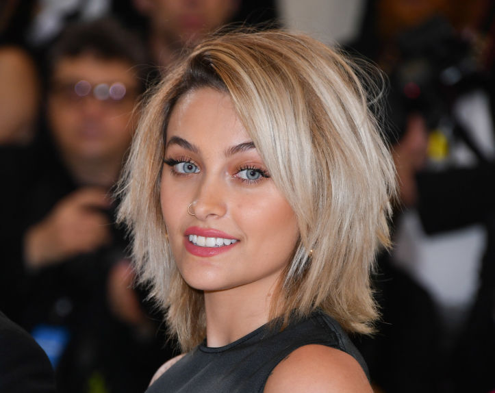 Paris Jackson Dyed Her Hair A Color That Brings Out Her