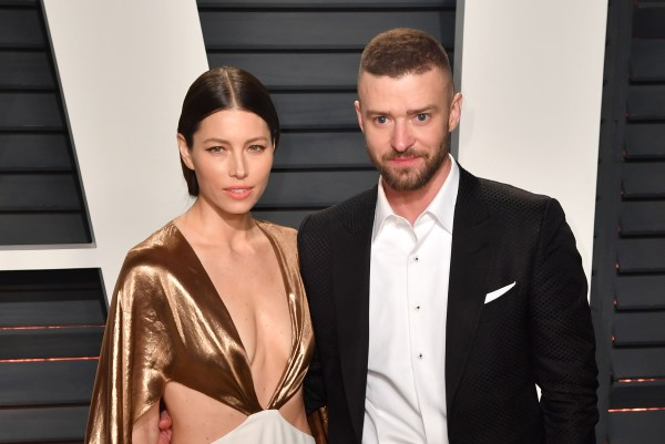 Justin Timberlake And Jessica Biel Looked In Love