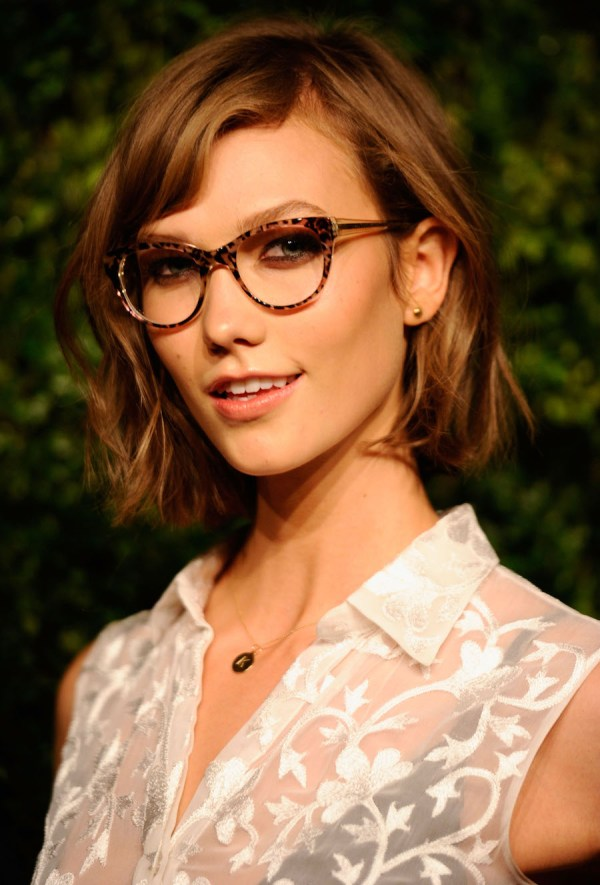 Celebrities Wear Glasses And Amazing