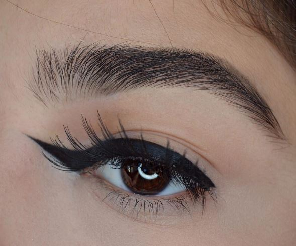 Reverse Winged Liner Is The Newest Makeup Trend Youll Be