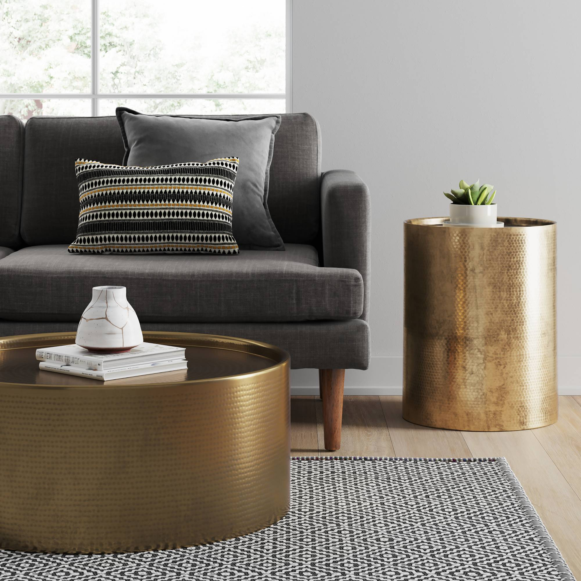 Buy these items from Targets new home decor line to make