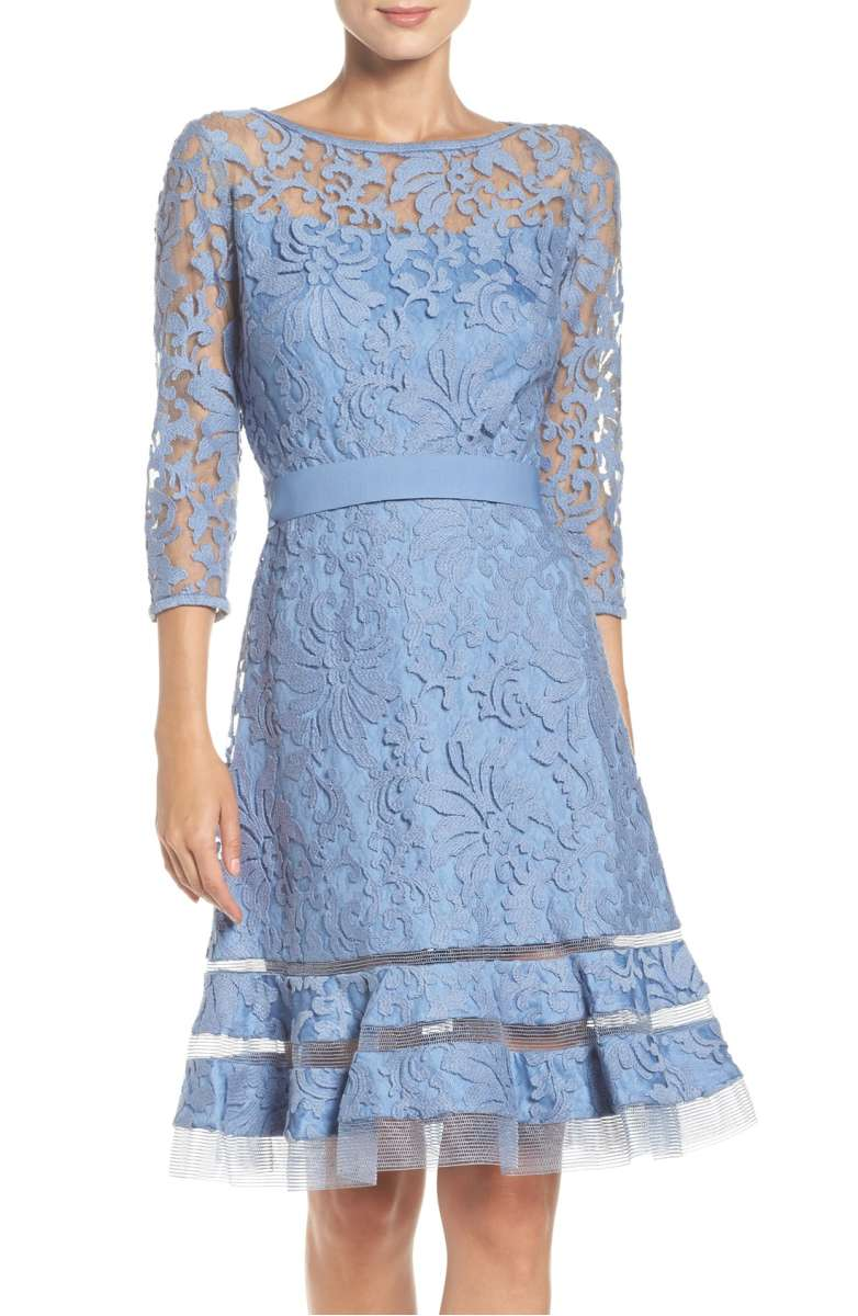 Kate Middletons iceblue lace dress is one of her best