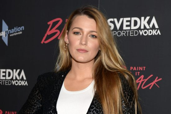 Blake Lively revealed she was sexually harassed by a makeup artist who filmed her while she slept