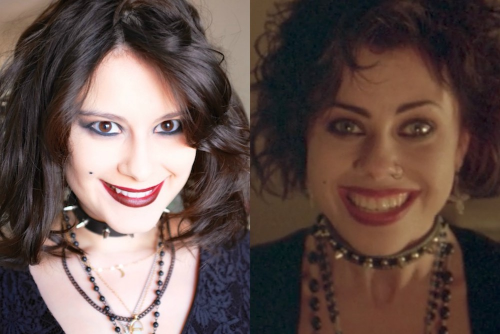Here S A Nancy From The Craft Halloween Makeup Tutorial For You And Your Coven Hellogiggles