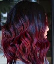 mulled wine hair color making