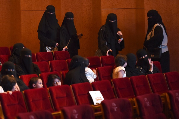 Saudi Arabia Lifts Ban On Movie Theaters For First Time In