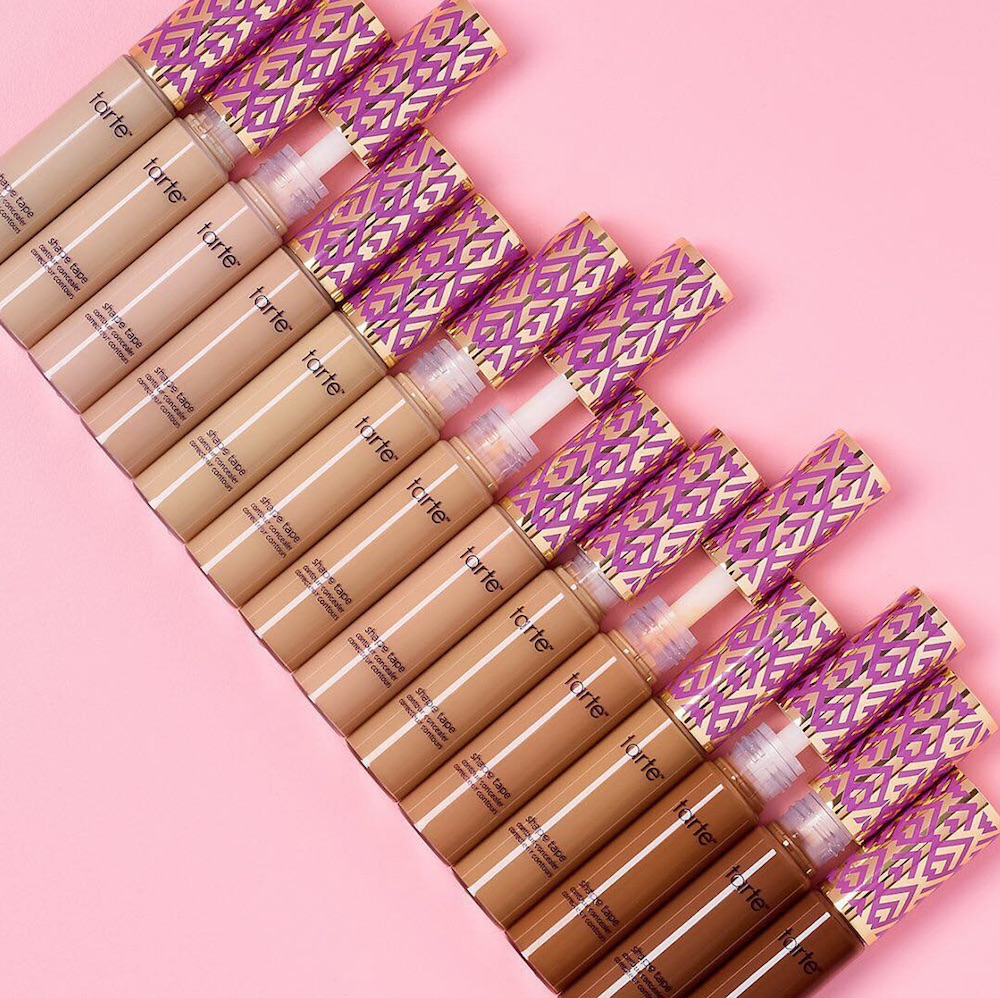 Tarte Shape Tape Foundation could be the brands next launch  HelloGiggles
