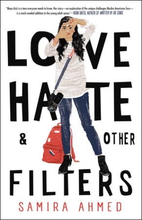 Picture of Love Hate and Other Filters Book