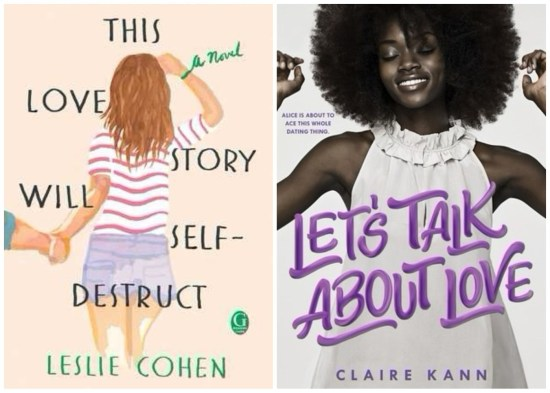 "Books coming out this week: ""This Love Story Will Self-Destruct,"" ""Let's Talk About Love,"" and more"