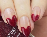 27 Valentine's Day nail art designs on YouTube you can do ...