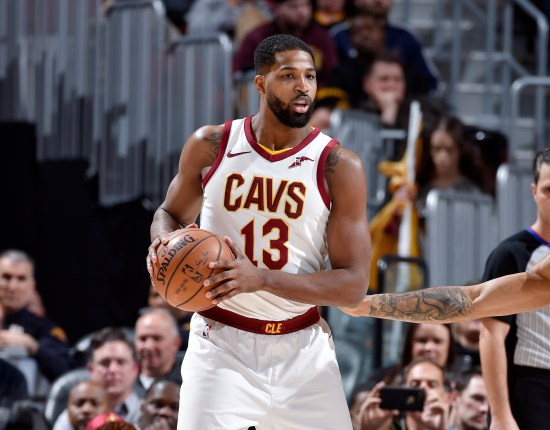 What is Tristan Thompson's net worth? He can certainly break the bank