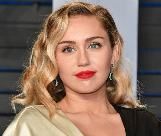 Miley Cyrus Is Being Sued For  Million For Copyright Infringement Hellogiggles