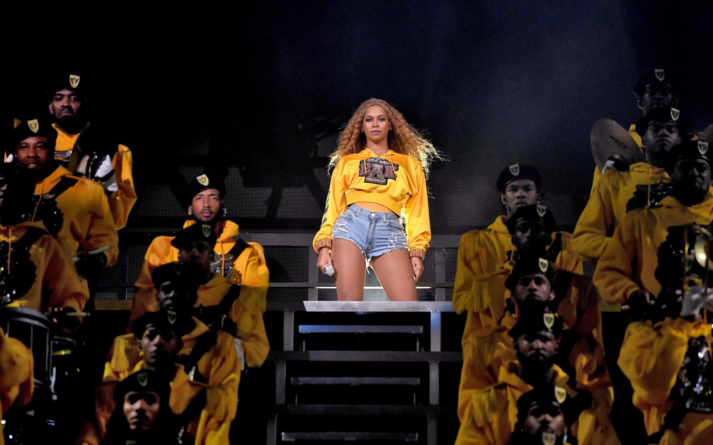 Ar 15 Girl Wallpaper Beyonc 233 S Coachella Performance Was An Homage To Black
