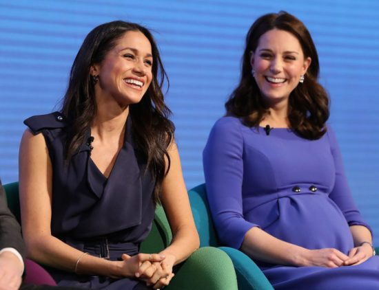 Meghan Markle basically just called Kate Middleton one of her best friends