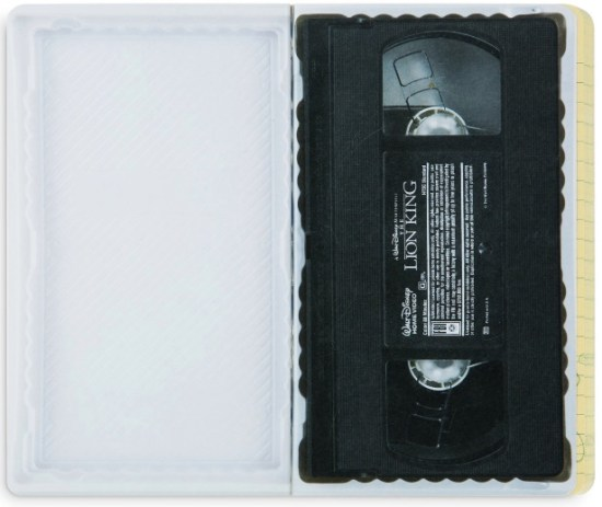 The Lion King Tape Front
