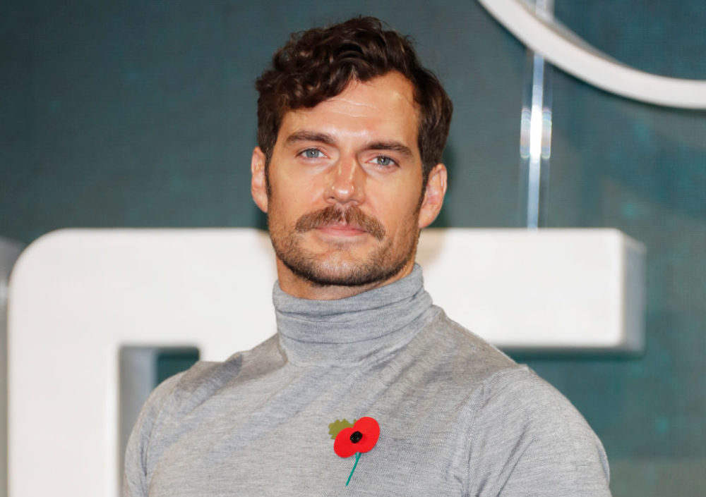 Henry Cavill Comes Under Fire For MeToo Comments  HelloGiggles