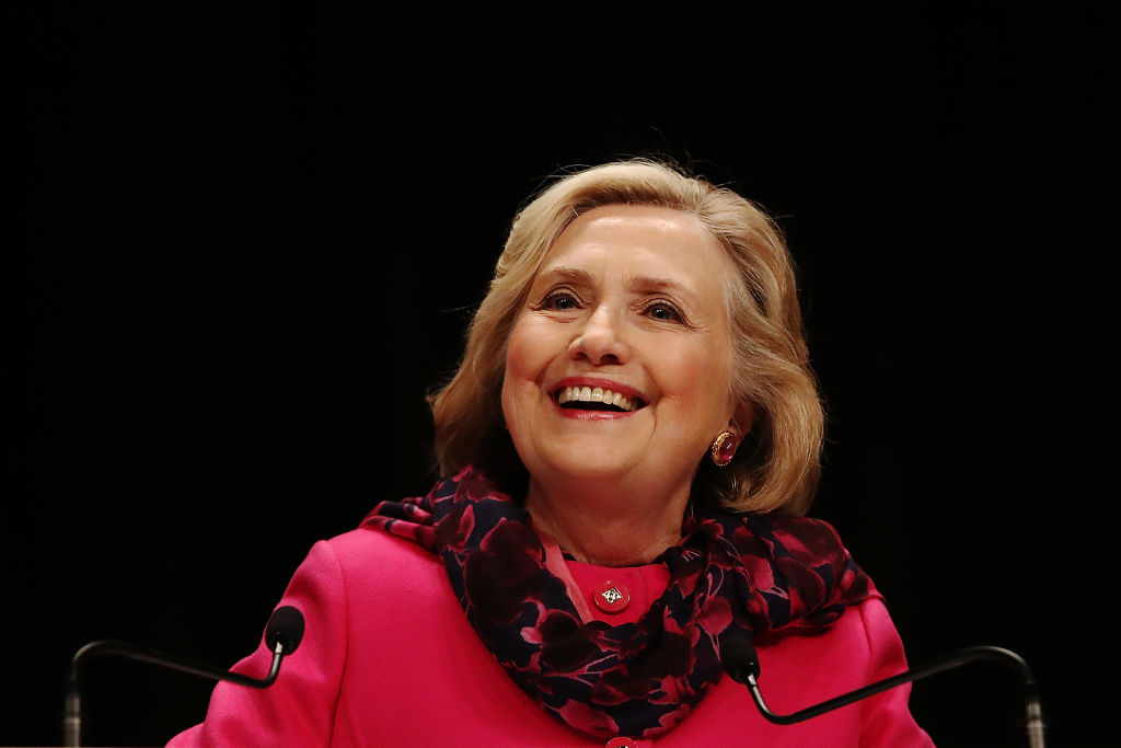 Hillary Clinton Played A Version Of Herself In The Murphy